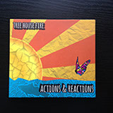 Tree house fire - actions and reactions CD